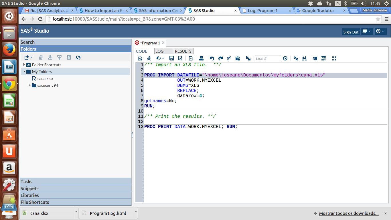 worksheet Sas Import Excel Worksheet how to import an excel file sas university edit support png