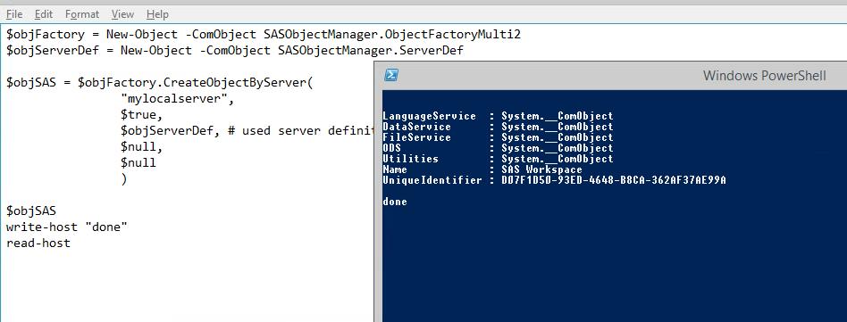 Access is denied  0x80070005 localhost SAS Workspa    - SAS Support