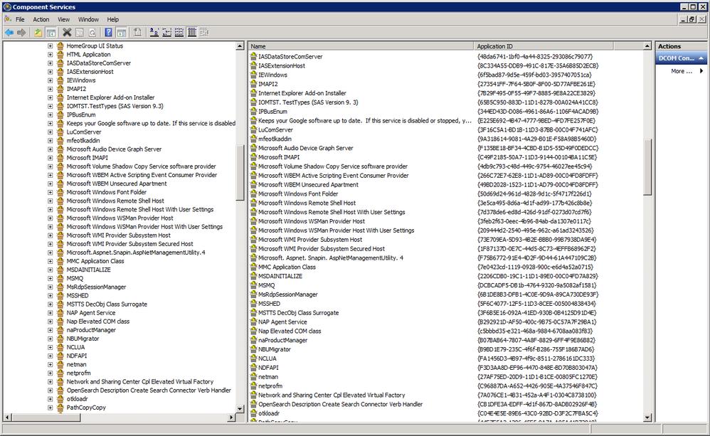 DCOM Config SAS Workspace Server.png