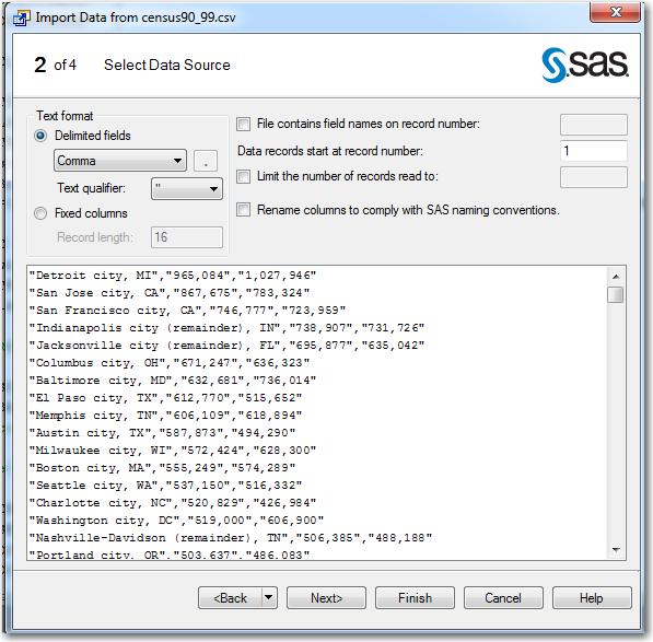 sas like libname not assigned