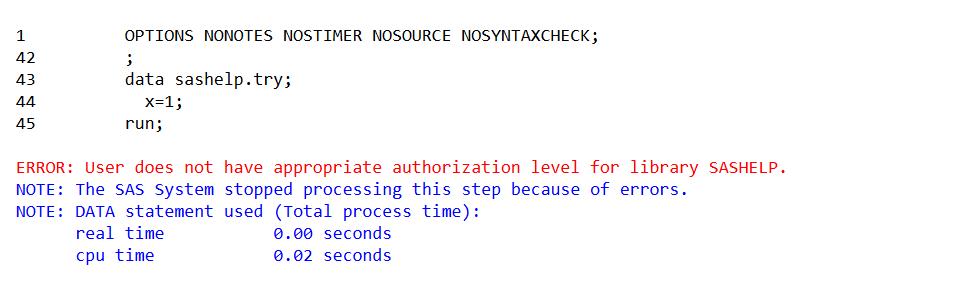 UE_cannot_write_SASHELP.png