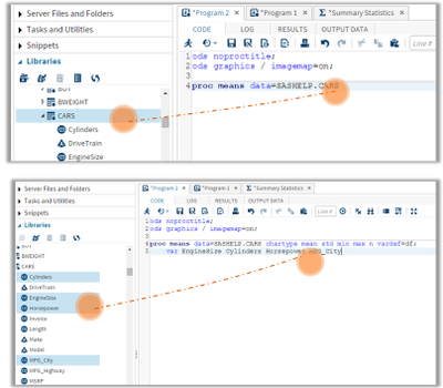 Tips for Programming Efficiently in SAS Studio - SAS Support