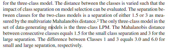 Solved: how to calculate the mahalanobis distance with my