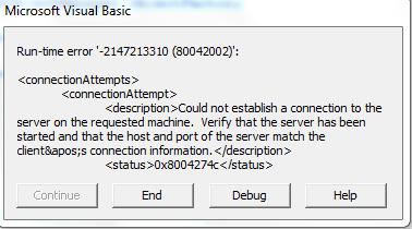 Solved: Execute SAS Program via VBA - SAS Support Communities