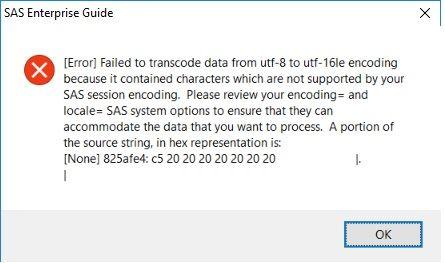 Utf 8 Table Polish.Solved Encoding Issue Utf8 To Utf 16 Le Sas Support Communities