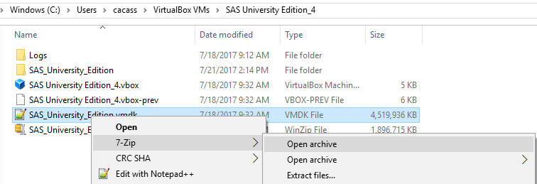 Expired and cannot access important files on the m    - SAS