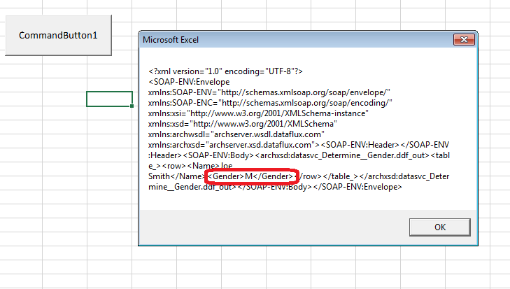 Calling a DM 2 6 Web Service from Excel (VBA) - SAS Support Communities