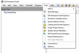 Solved: How to display row numbers in SAS Enterprise Guide    - SAS