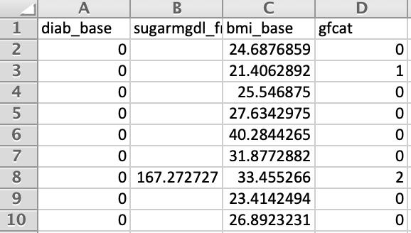Solved: Failure to read data from  csv file using SAS UE - SAS