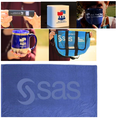 You TOO can earn communities swag! Here's how - SAS Support