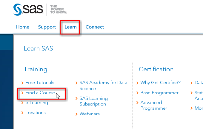 Solved: More VLE Issues!!! - SAS Support Communities