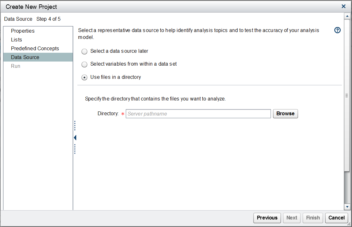 Tips and Tricks: How to get your data into SAS Contextual