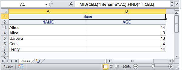 How to insert Excel formula in TITLE using ods tag    - SAS