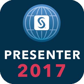 SASGF17 Presenter