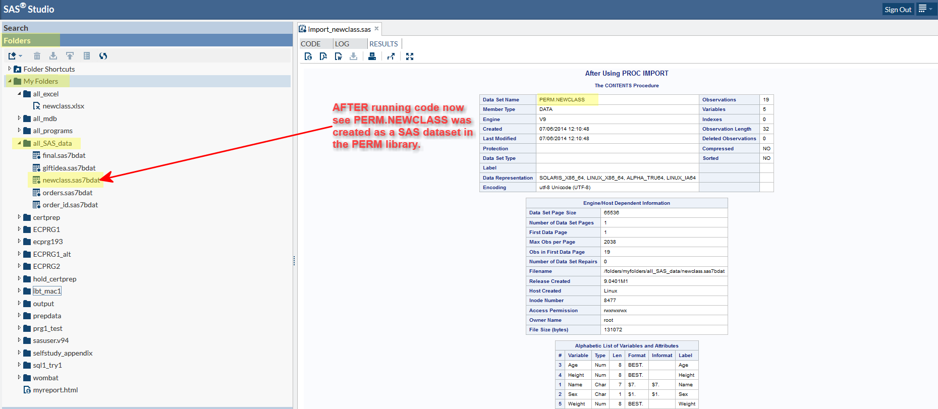 worksheet Sas Import Excel Worksheet solved i am not able to access my excel file using sas st support communities