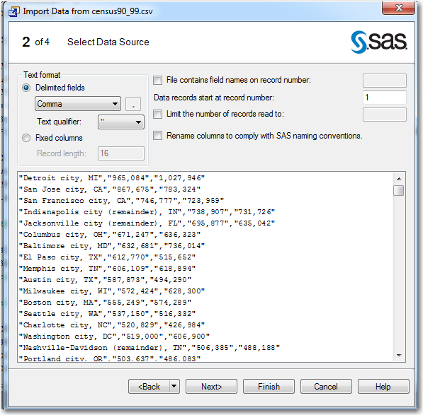 sas eg libname not necessarily assigned