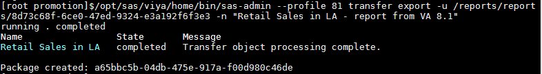 04-Command to export package.png