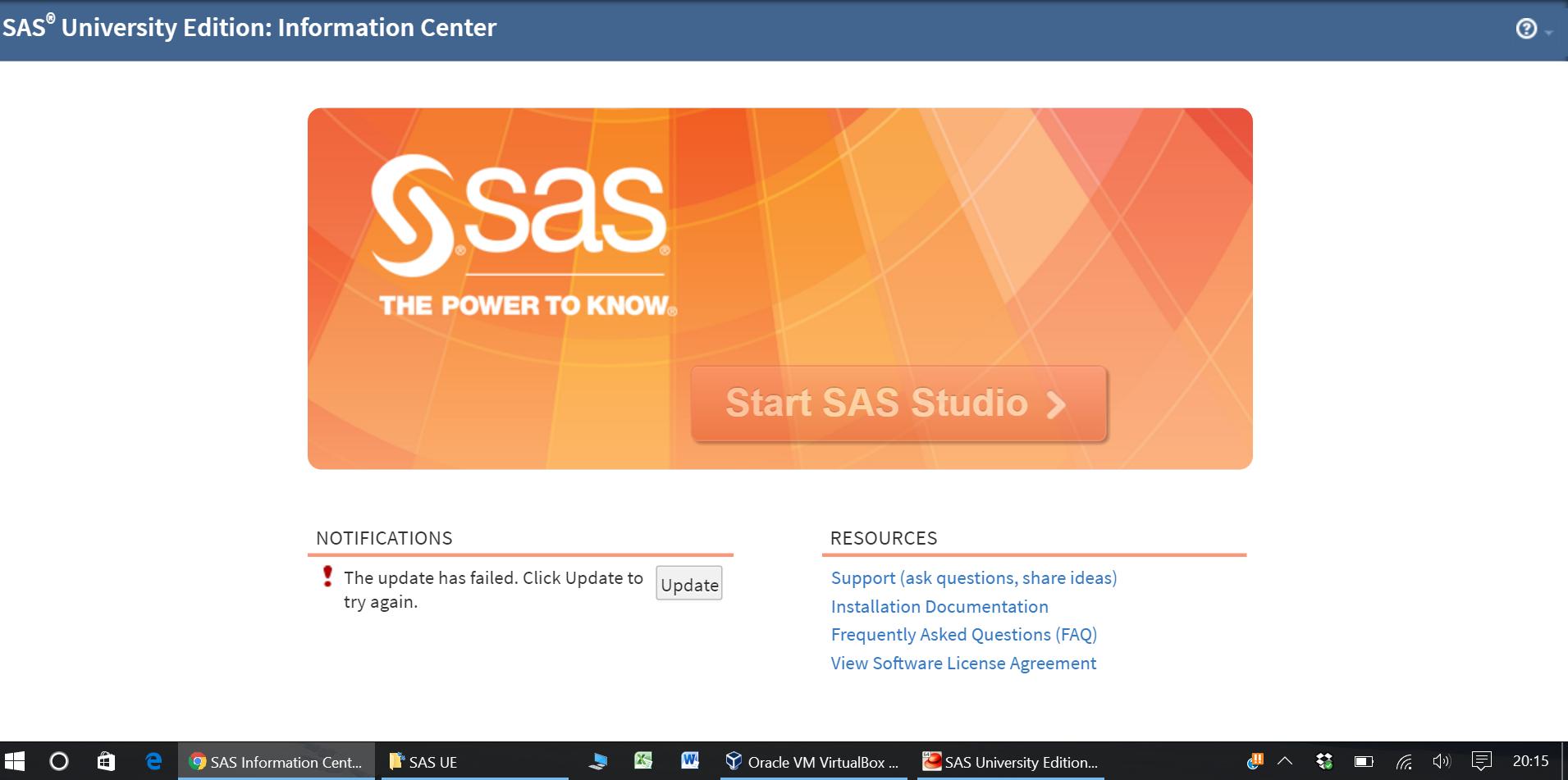 SAS UE Update failure.png