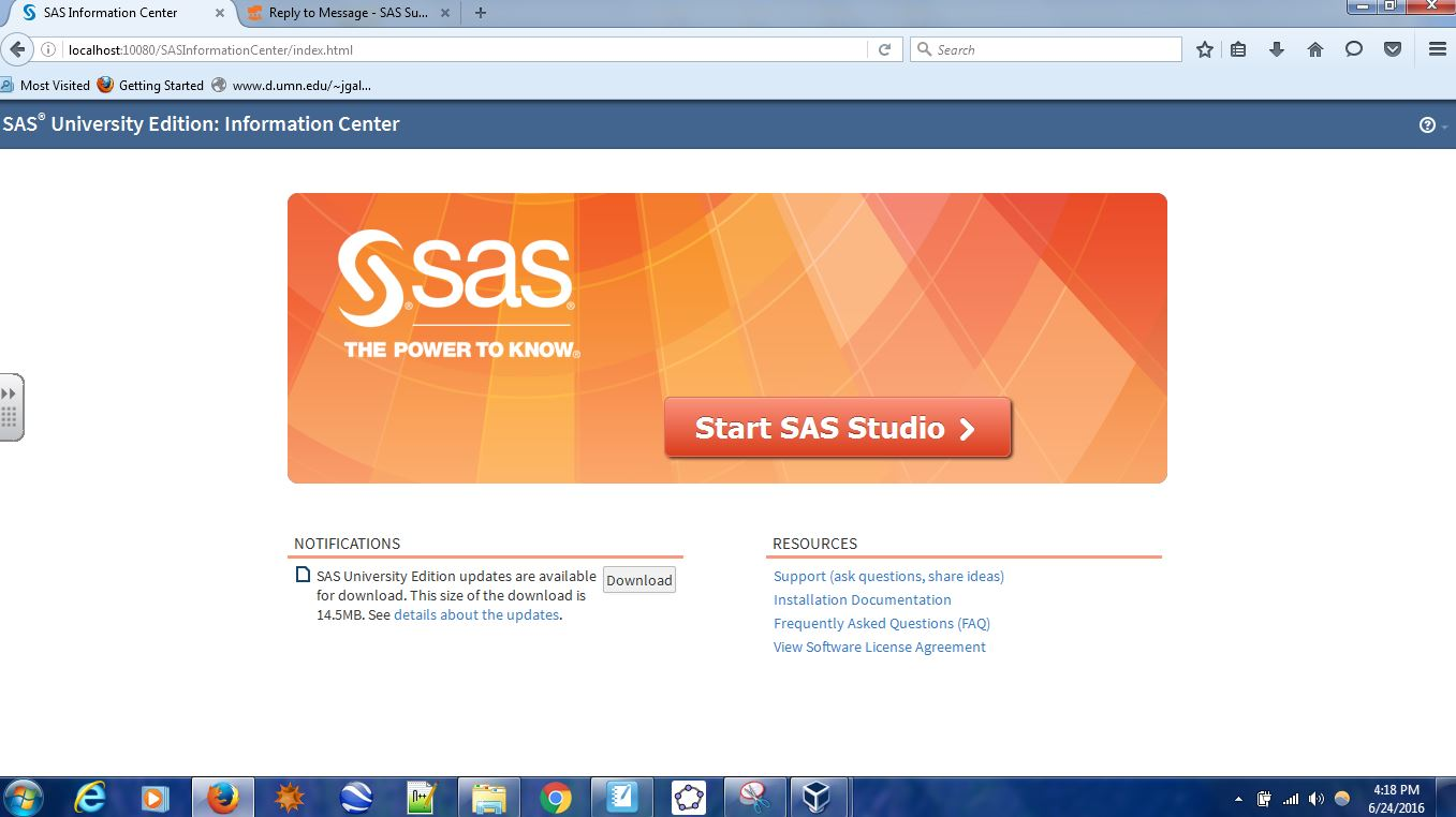 SAS - Screen Capture Ready to Load.JPG